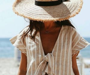beach, beige, and chic image
