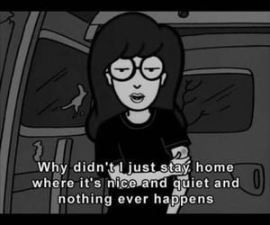 home, Daria, and quotes image