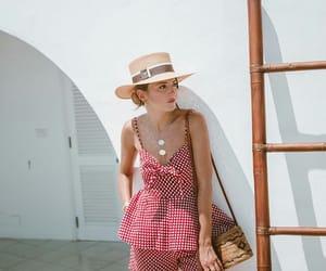 fashion, shorts, and top image