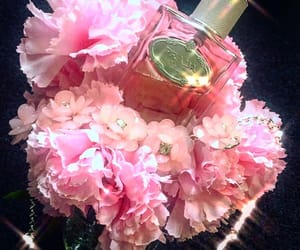 flowers, my photography, and perfume image