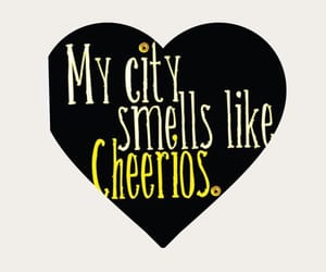 cheerios, hometown, and home image