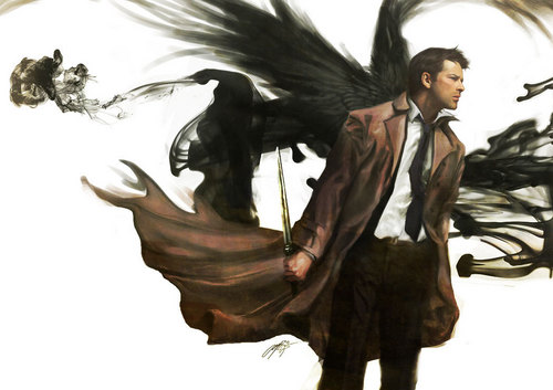 angel, supernatural, and winchesters image