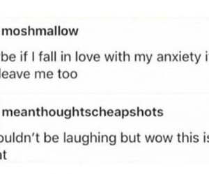 anxiety and funny image