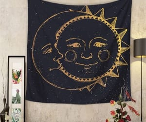 goals, hippie, and tapestries image