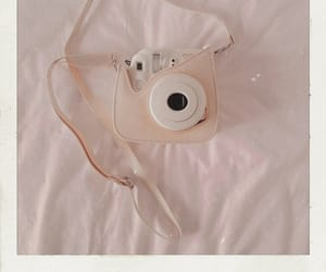 aesthetic, beige, and camera image
