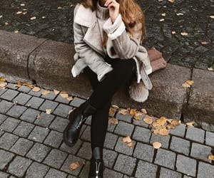 coat and ootd image