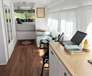 bus, diy, and home image