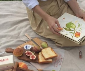 food, art, and aesthetic image