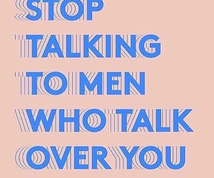 quotes, men, and stop image