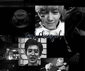 edit, chanyeol, and exo image