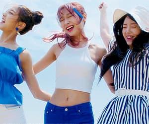 gif, jin, and Kei image