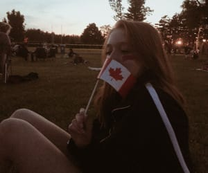 aesthetic, canada, and feed image