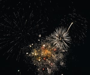 canada, feed, and fireworks image