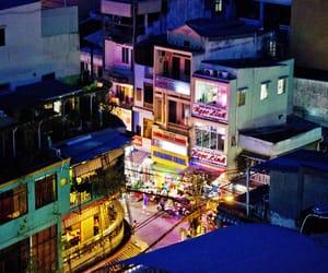 asia, cityscape, and ho chi minh city image
