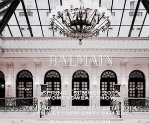 aesthetic, goals, and Balmain image