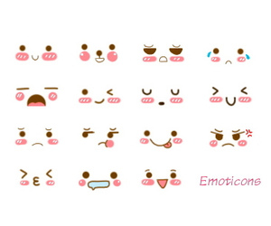 :), emoticon, and emoticons image