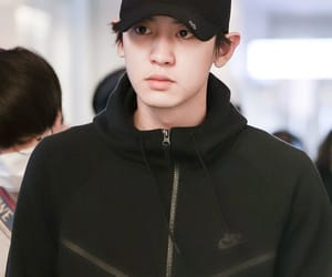 airport, Chen, and chanyeol image