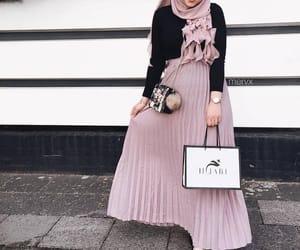 hijab and stylé image