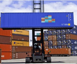 shipping container and shipping containers image
