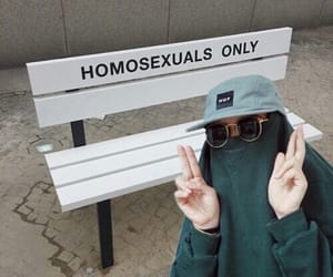 bi, homosexual, and homosexuality image