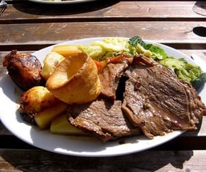 british, culture, and food image