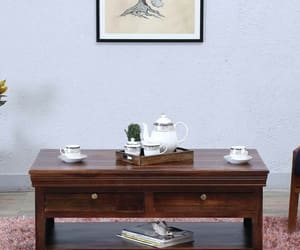 coffee table, centre table, and furniture designs image