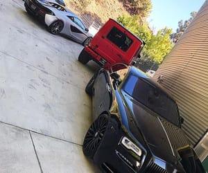 black, wraith, and car image