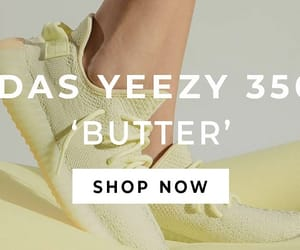 butter, yeezy boost 350 v2, and yeezy image