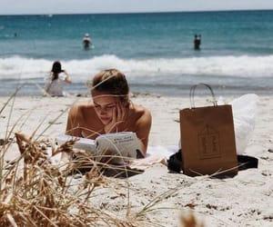 beach, holidays, and photo image