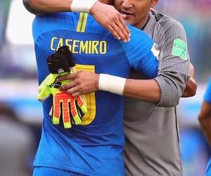 brasil, casemiro, and worldcup2018 image