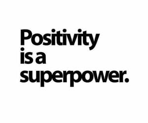 optimism, super powers, and thoughs image