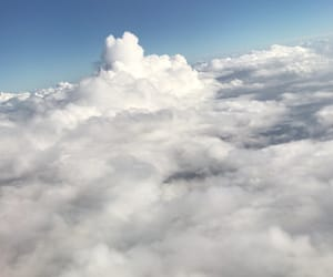 cloud, nature, and instagram image