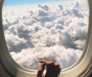 aesthetic, chic, and clouds image