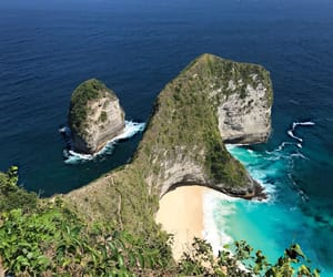 adventure, blue, and indonesia image