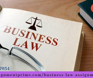 assignment help, business law, and help with assignment image