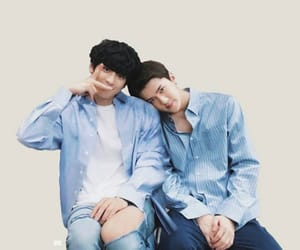couple, exo, and gay image