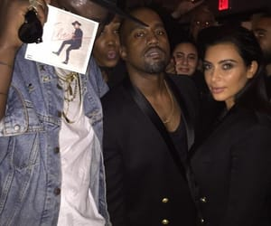 kanye west, kim kardashian, and cyber ghetto image