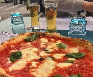 food, italia, and napoli image