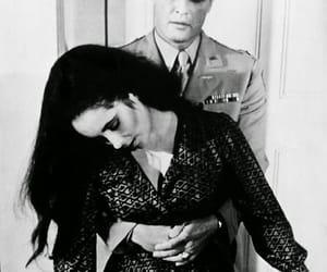 Elizabeth Taylor and marlon brando image