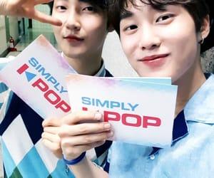 jacob, kevin, and bae joonyoung image