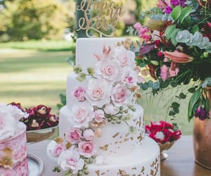 beautiful, cake, and marry image