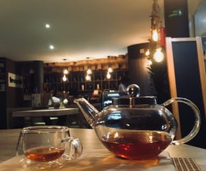 relax and tea image