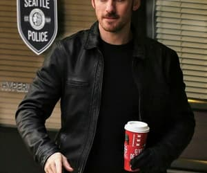 once upon a time, rogers, and captain hook image
