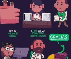 elecciones, mexico, and pictoline image