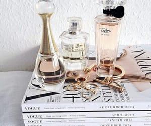 perfume, vogue, and luxury image