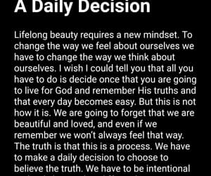 Christianity, love, and decisions image