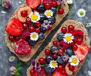 delicious, fit, and food image