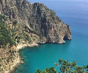 africa, Algeria, and beach image