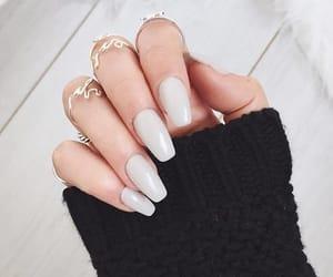 nails, style, and nails art image