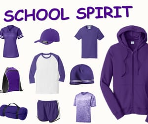 varsity, sportswear, and back to school image